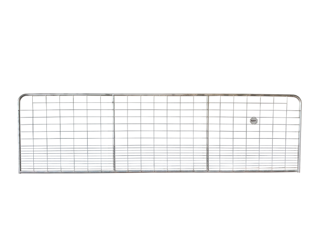 Picture of Gate I Stay 14' (4200mm) w/ Graduated Mesh 25NB
