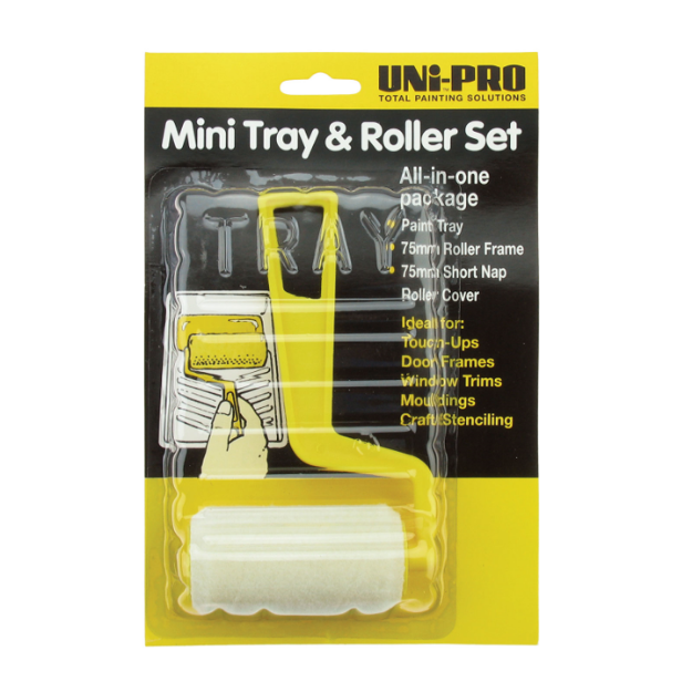 Picture of UNi-PRO 75mm Mini Tray and Roller Set