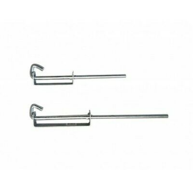 Picture of Gate Drop Bolt Fencing Farm Cattle Yard Lock 310mm