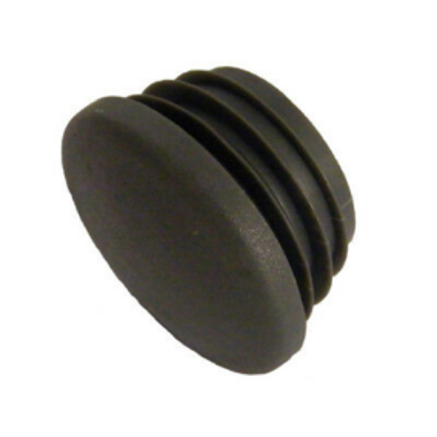 Picture of Round Poly Post Cap 25NB