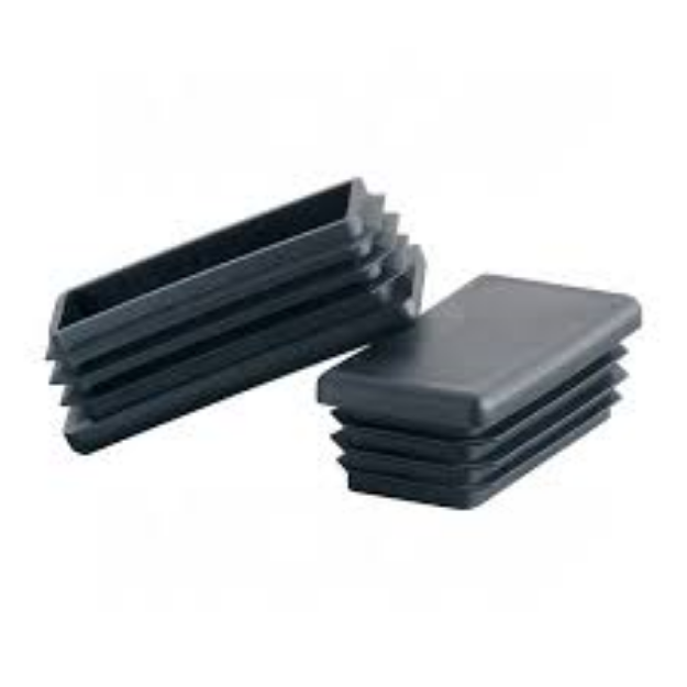 Picture of Rectangle Poly Post Cap 50mm x 100mm