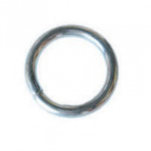 Picture of Steel Ring -  Latch Steel Weld Utility Fence Trailer