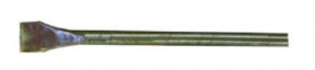 Picture of BosAg Rural Crow Bar Straight Standard Chisel Tip