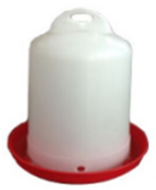 Picture of 1.5L  Plastic Poultry Drinker Tower