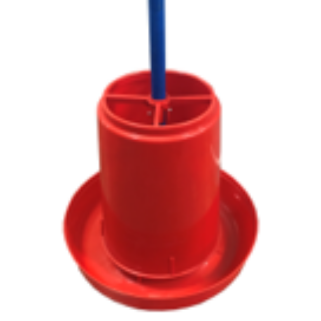 Picture of 7kg Plastic Bird/Poultry Feeder