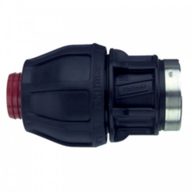"""Picture of Philmac Rural FI End Connector (1"""") x 1"""""""