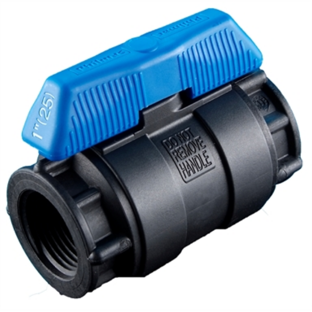 """Picture of Philmac 20mm Ball Valve (3/4"""")"""
