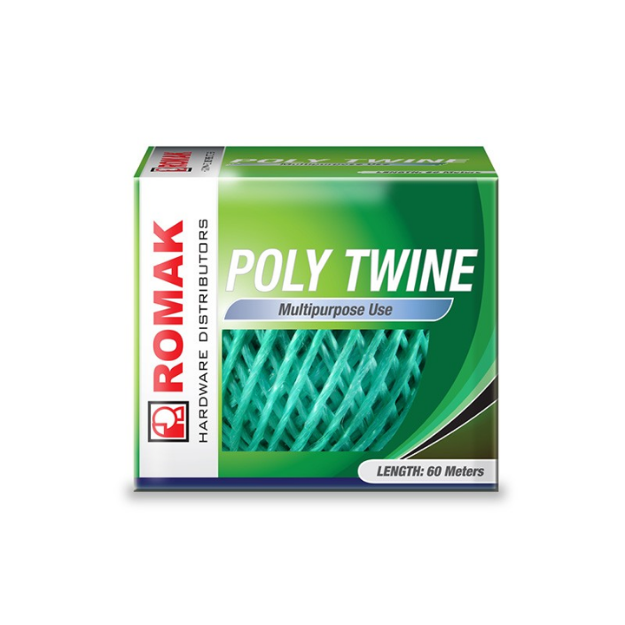Picture of Poly Twine 1.6mm X 60m GREEN