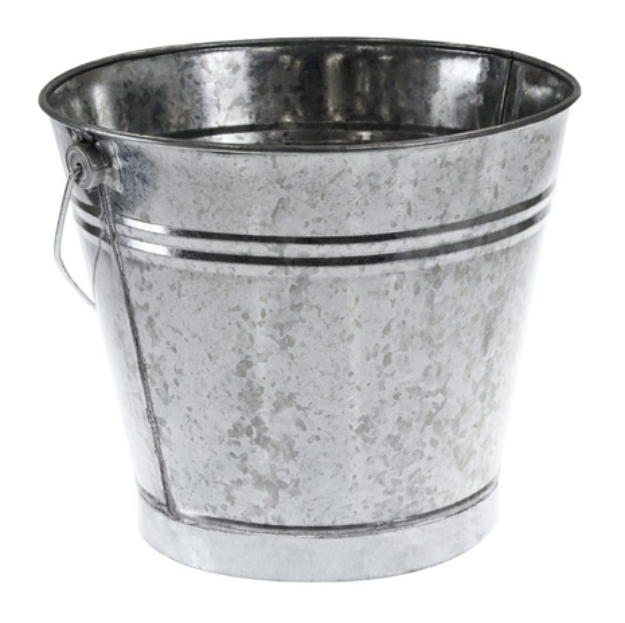 Picture of Metal Bucket 14L Galvanised
