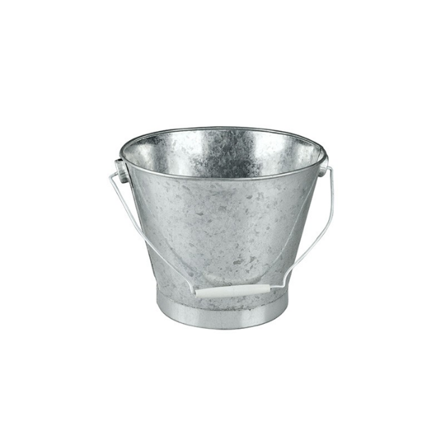 Picture of Metal Bucket 3L Galvanised