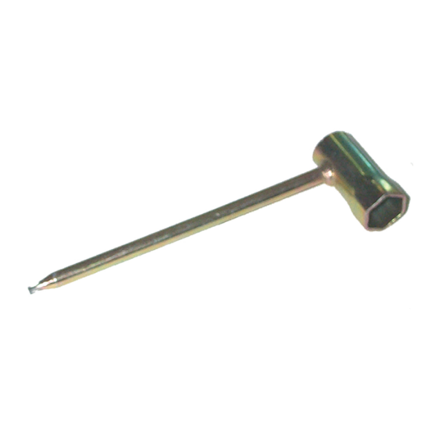 Picture of T Wrench Combination Spanner  19mm X 27 Torx Tip